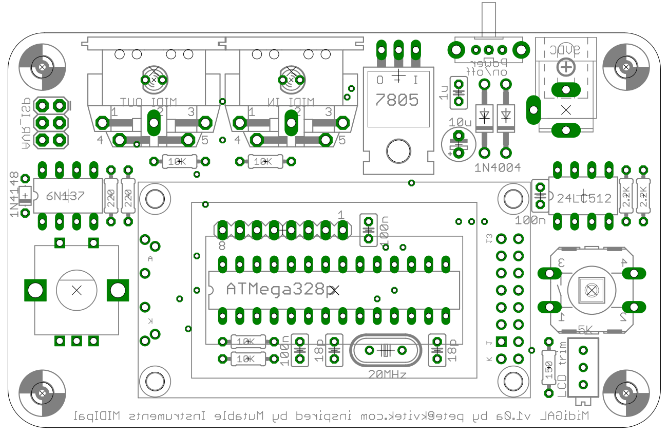 Midi Keyboard Wiring Diagram To Usb Computer Wire Midigal Midisizer On