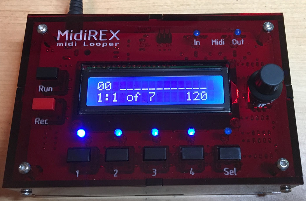 MidiREX | MidiSizer